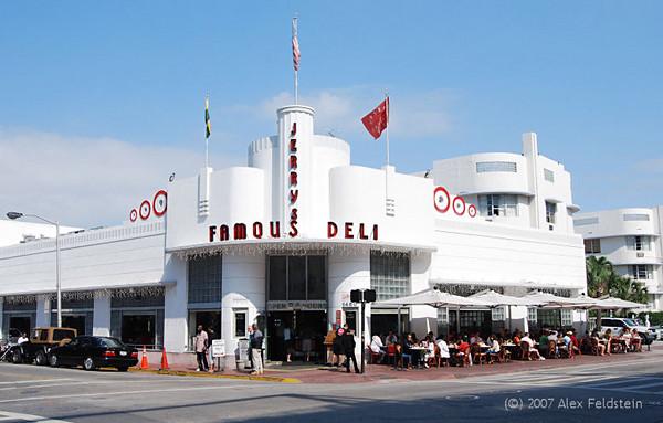 Jerry's Deli - South Beach - Art Deco district