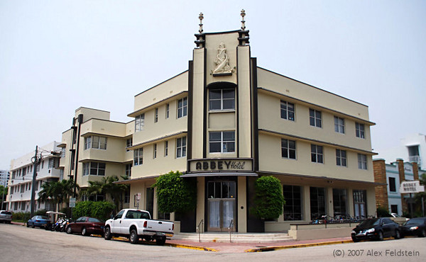 Abbey Hotel - 21st and Liberty - Miami Beach