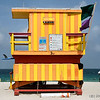 Miami Beach lifeguard shack