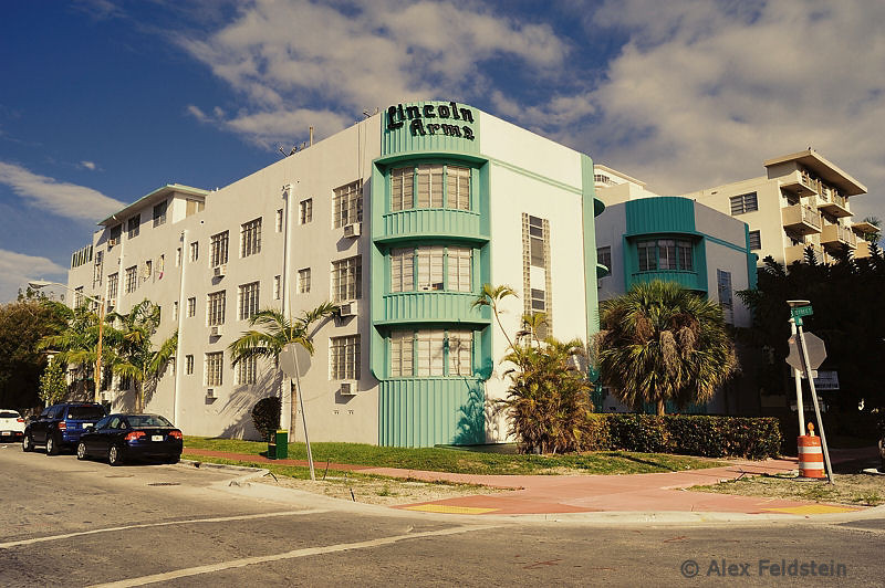 Lincoln Arms apartments
