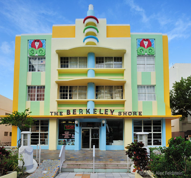 The Berkeley Shore