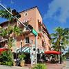 Española Way and Washington Avenue - Miami Beach