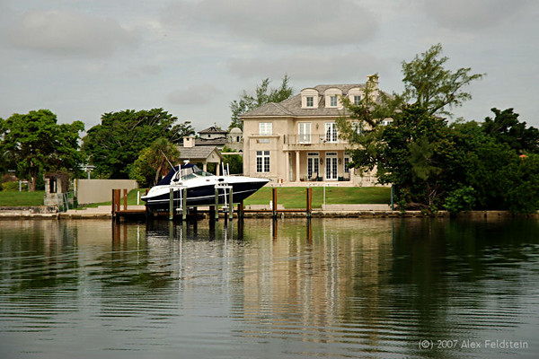 Mansion in Miami Beach