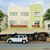 The Boulevard Hotel on Ocean Drive