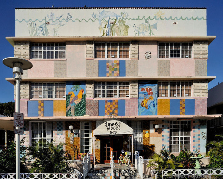 James Hotel, SoBe