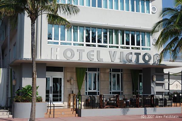 Hotel Victor - Ocean Drive - SoBe