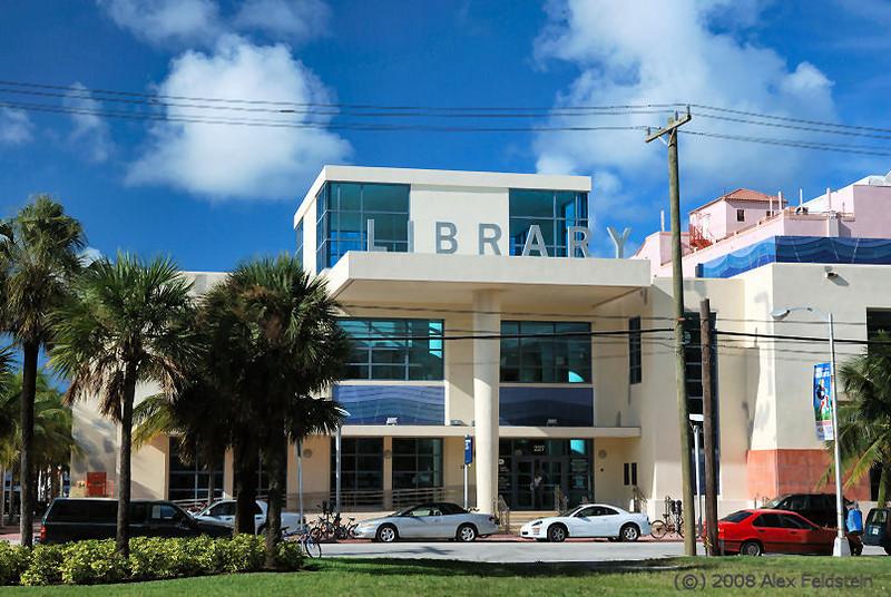 Miami Beach Library