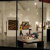 Romero Brito's gallery on Lincoln Rd.