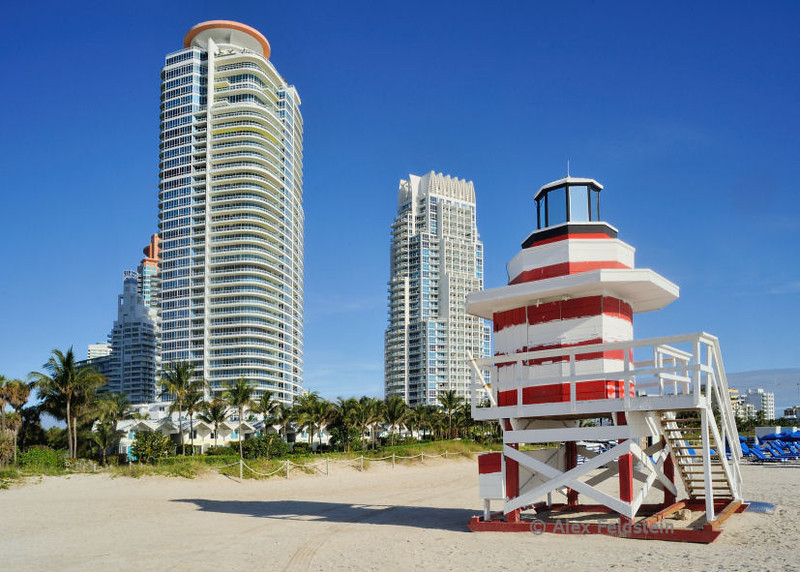 South Pointe - Miami Beach