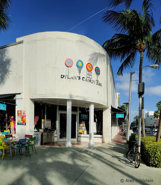 Lincoln Rd.<br /> 2-shot pano