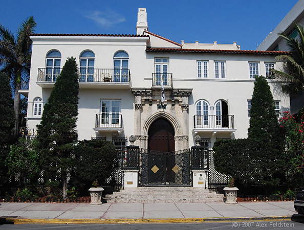 Casa Casuarina (Gianni Versace's house) - Ocean Drive