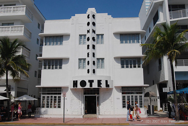 The Congress on Ocean Drive