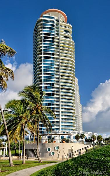 Continuum South Beach building