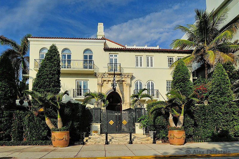 Versace's House on Ocean Dr. (SoBe)