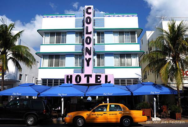 Colony Hotel - Ocean Drive
