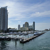 Miami Beach Marina - early morning