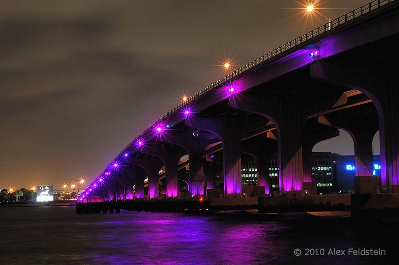 McArthur Causeway, Miami