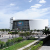 American Airlines Arena, downtown Miami