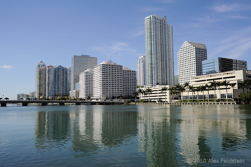 Brickell viewed from Claughton Island