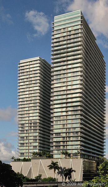 Brickell Avenue area - Miami