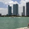 Downtown Miami, from Watson Island