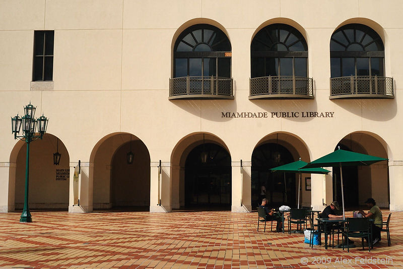 Miami Public Library - Downtown