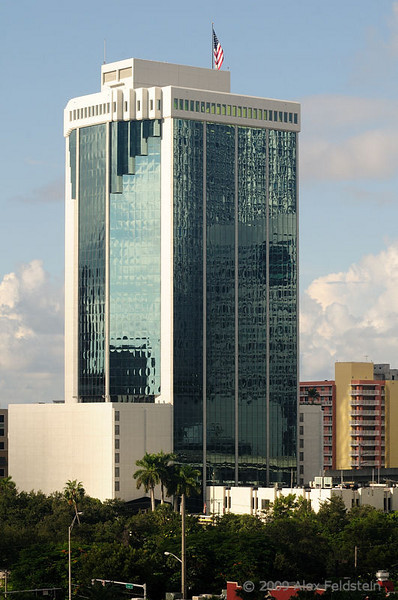 Brickell Avenue area - Miami
