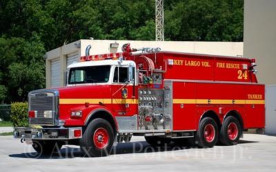 Key Largo Vol. Fire Rescue