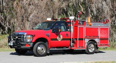 Attack 85   2008 Ford F-550 / Pride Enterprises.  325 / 300 / 15F