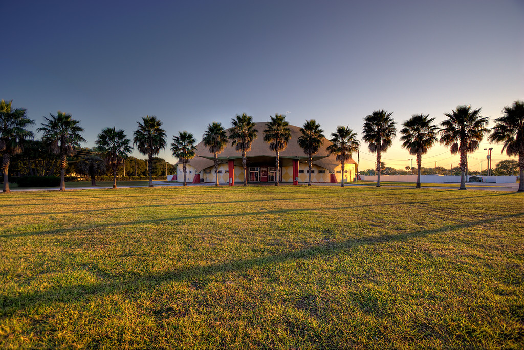 Orange Dome