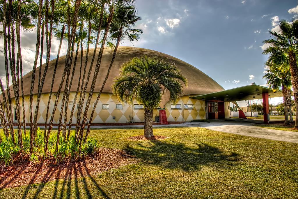 Orange Dome, Winer Haven Florida