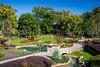 The Canadian pavillion at Epcot Center, Walt Disney World, Orlando, Florida, USA.