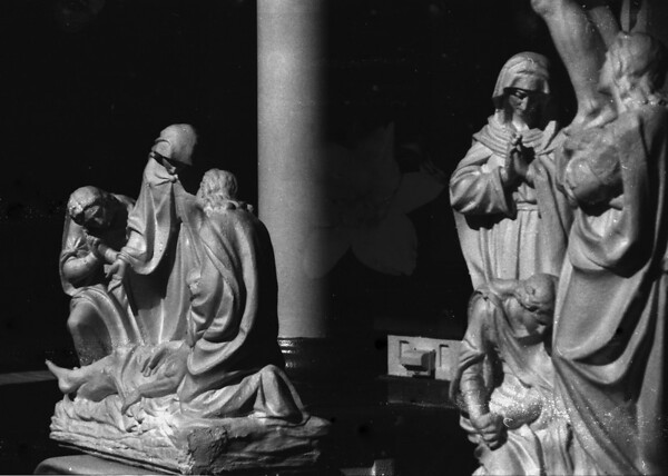2 The Holy Land Experience in Black and White
