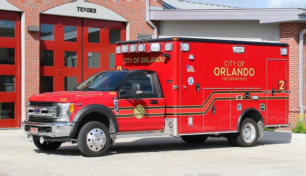 Ambulance 2   2015 Ford / Wheeled Coach