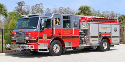 Engine 62.  2016 Pierce Impel.  1250 / 1000