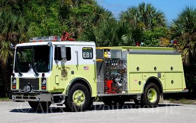 Palm Beach Shores Vol. Fire Department
