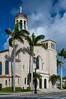 St Edward's Roman Catholic Church in West Palm Beach, Florida, USA.