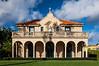 St Edward's Roman Catholic Church parish hall in West Palm Beach, Florida, USA.