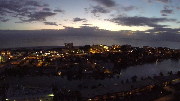 Phantom Drone GoPro T.I. BBField Sunset 13-11-09