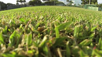 Phantom GoPro T.I. Baseball field 13-10-31