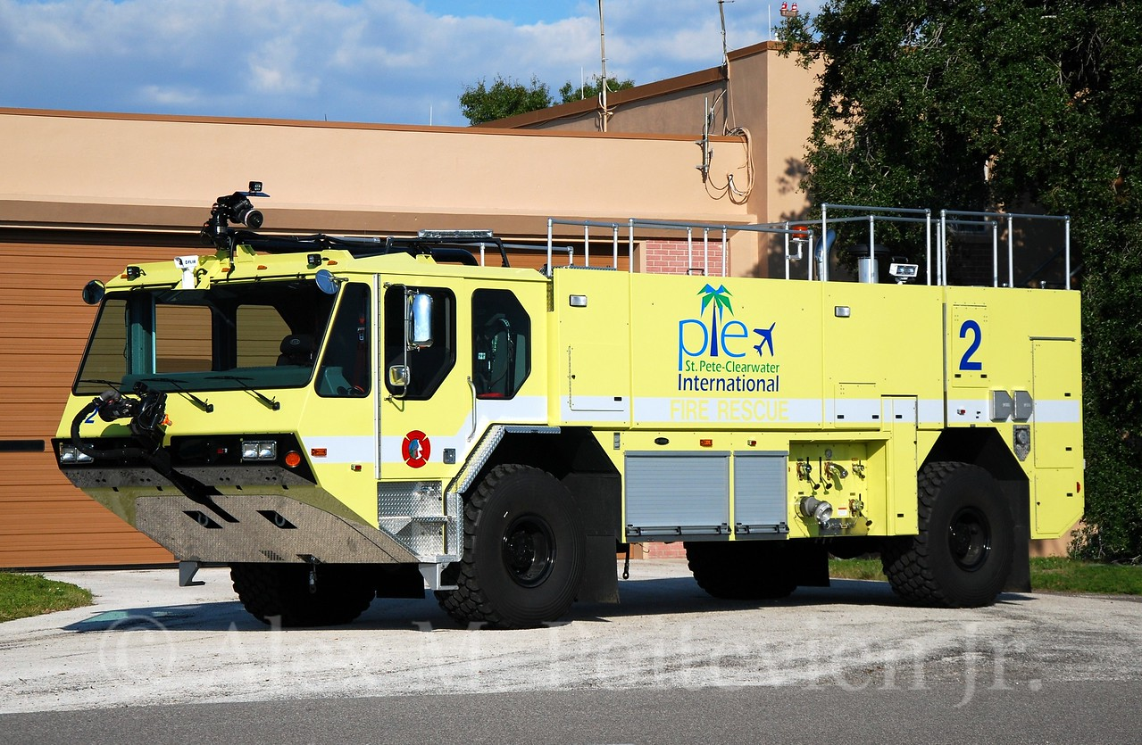 St. Pete-Clearwater International Airport Fire Rescue