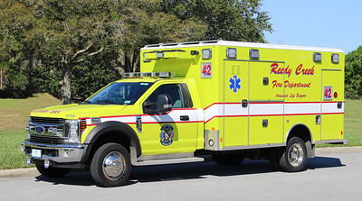 Rescue 42   2019 Ford F-450 / Excellence
