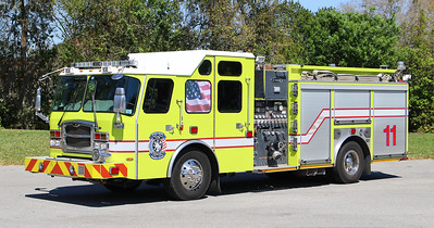 Engine 11.  2014 E-One Typhoon   1500 / 500 / 30F