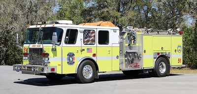 Engine 51.  2000 E-One Cyclone   1750 / 500