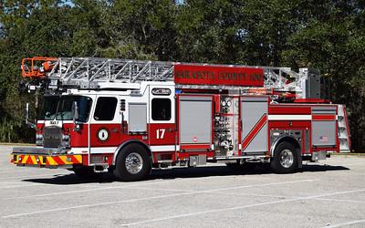 Fire Station 17 - University Town Center