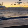 Waves a dawn