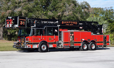 Sanford Fire Department