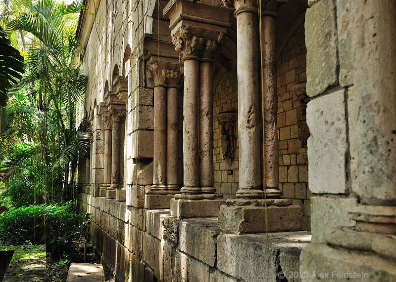 The Cloisters at the Spanish Monastery - Miami