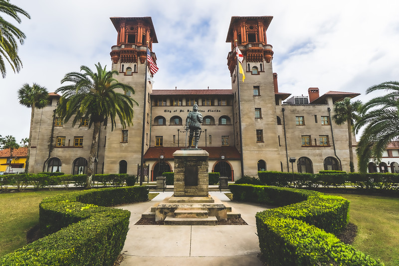 Lightner Museum in St. Augustine Florida