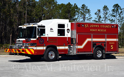 Fire Station 5 - St. Augustine South
